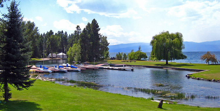 Averill S Flathead Lake Lodge Bigfork Montana